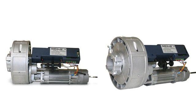 Genius Otomatik Kepenk Motoru